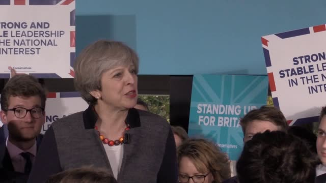 Prime Minister Theresa May speaking in Bristol told supporters that the fact Ms Abbott gave a series of incorrect figures regarding how much Labour's...