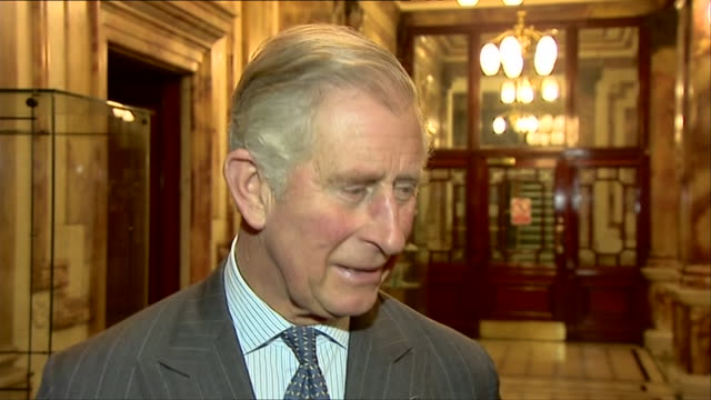 prince charles paying tribute to nelson mandela after his death - politics icon stock videos & royalty-free footage