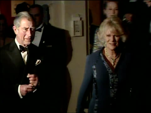 prince charles speech accepting global environmental citizen award usa new york harvard medical school's centre for health and the global environment... - receiving stock videos & royalty-free footage