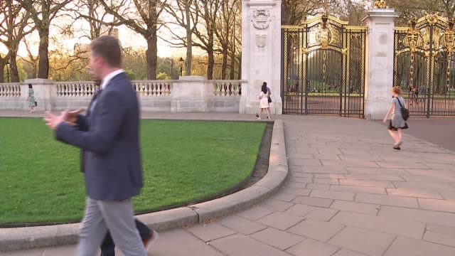 Prince Charles to succeed the Queen as next head of the Commonwealth London EXT Dr Danny Sriskandarajah setup shots along with reporter / interview...