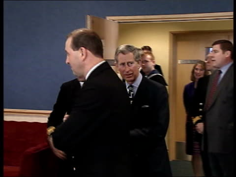 prince charles to undergo hernia operation prince charles the prince of wales towards into room - hernia stock videos and b-roll footage