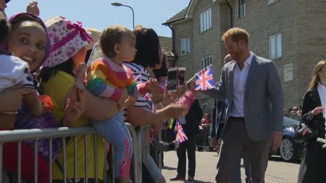 Prince Harry accepts damages after news agency took photograps of his Cotswolds home 1452019 Oxford Barton Neighbourhood Centre EXT Prince Harry Duke...