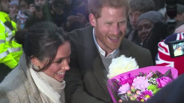 prince harry and his wife meghan formally step down as senior members of the british royal family as they start a controversial new life in the... - prince harry stock videos & royalty-free footage