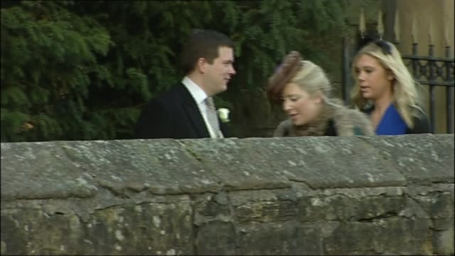 Prince Harry and Meghan Markle engagement Prince Harry profile 2622011 / R26021102 Northumberland Alnwick Castle EXT Chelsy Davy arriving with others...