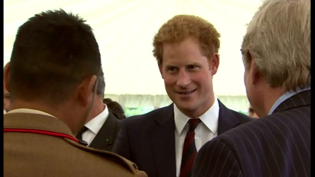 Prince Harry meeting Gurkha veterans Hundreds of Gurkhas have attended an event with the Queen and the Duke of Edinburgh to mark 200 years of...