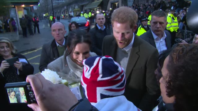 prince harry megan markle on january 09 2018 in london england - prince harry stock videos & royalty-free footage