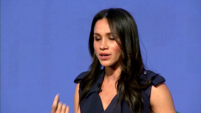 Prince Harry Meghan Markle and the Duke and Duchess of Cambridge have undertaken their first joint engagement at the inaugural Royal Foundation Forum...