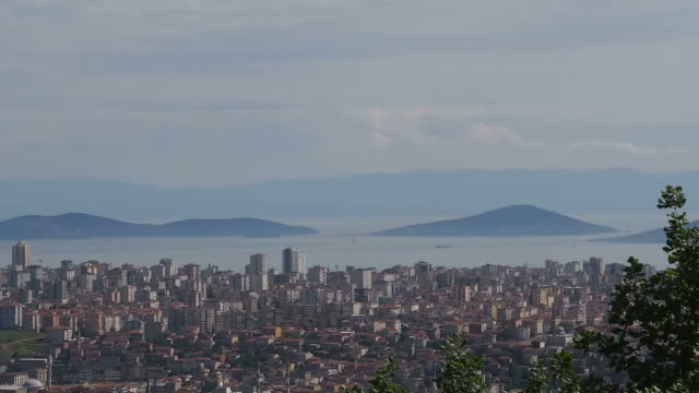 Prins eilanden in Istanbul