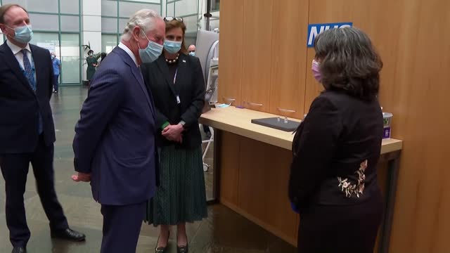 prince of wales and duchess of cornwall visit skipton house; england: london: skipton house: int prince charles, prince of wales speaking to various... - skipton stock videos & royalty-free footage