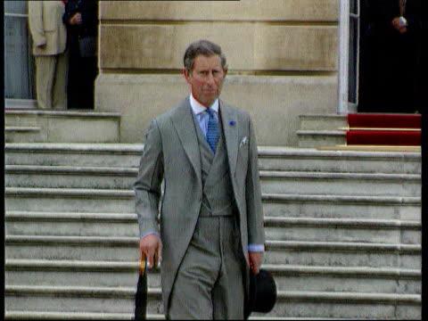 prince of wales biography row lib prince charles along - biography stock videos & royalty-free footage