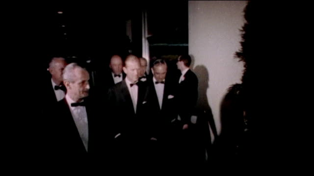 Prince Philip at 20th Century Fox pt2 Prince Philip at 20th Century Fox with famous actors including Natalie Wood and many celebrities and famous...
