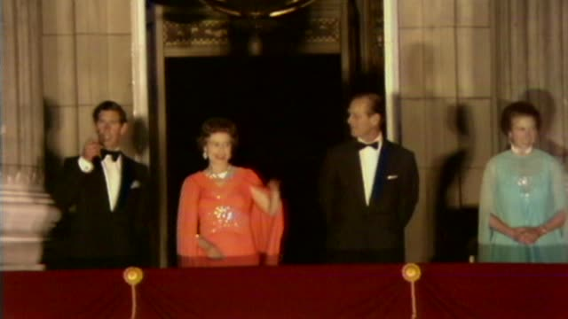 Prince Philip carries out last official public engagement X02067801 261967 Buckingham Palace NIGHT Queen Elizabeth II Prince Charles Prince Philip...