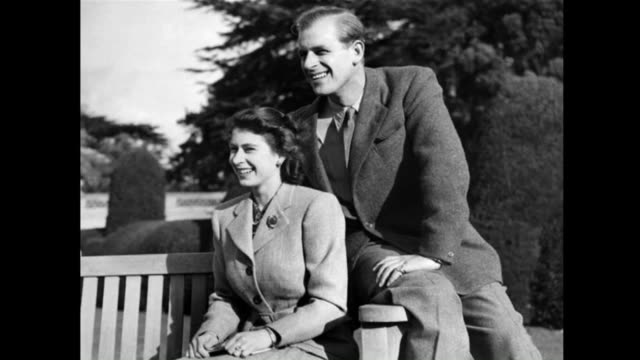 prince philip, the husband of britain's queen elizabeth ii, turns 90 on friday but will keep the celebrations at a minimum in keeping with the... - greater london stock videos & royalty-free footage