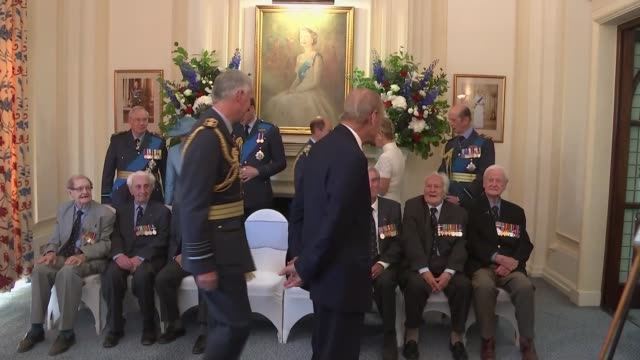 Prince Philip to step down from public engagements Prince Philip to step down from public engagements LIB RAF Club INT Prince Philip Duke of...