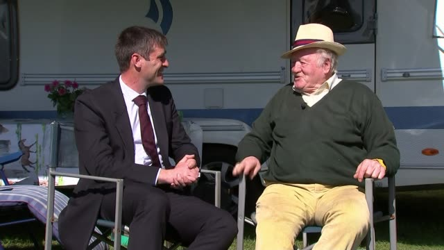 Prince Philip to step down from public engagements Prince Philip to step down from public engagements Derbyshire George Bowman looking at carriage...