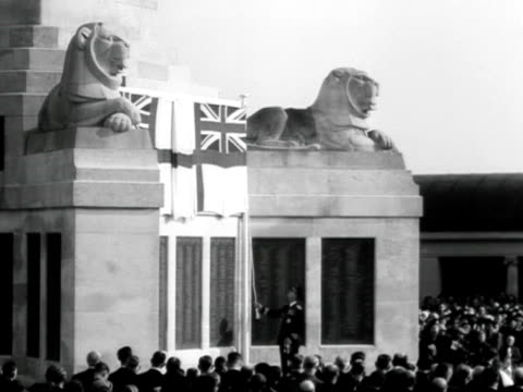prince philip unveils a plaque at a ceremony for the new extension of the naval war memorial at chatham - memorial plaque stock videos and b-roll footage