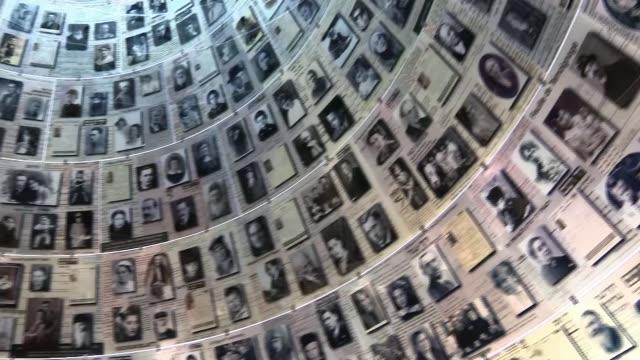 Prince William meets Israeli President on tour Israel Jerusalem Yad Vashem Holocaust Memorial Prince William on tour of museum Hall of Names...