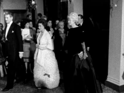 Princess Margaret and Antony Armstrong Jones arrive at the Leicester Square Theatre for the film premiere of Once more with feeling 1960