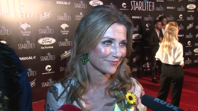 princess märtha louise of norway and shaman durek attend the starlite festival in marbella - gala stock videos & royalty-free footage