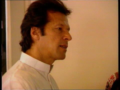 30 Top Imran Khan Jemima Khan Video Clips & Footage - Getty