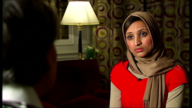 princesses say they are being held prisoners at the royal palace london int bv alanoud alfayez interview sot imagine yourself locked in a palace... - prisoner stock videos and b-roll footage