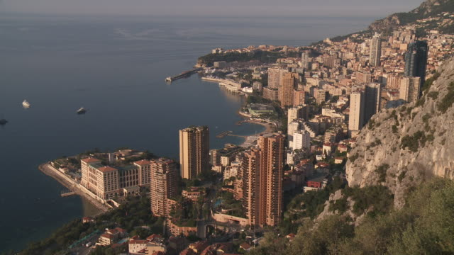 principality of monaco - monaco stock-videos und b-roll-filmmaterial