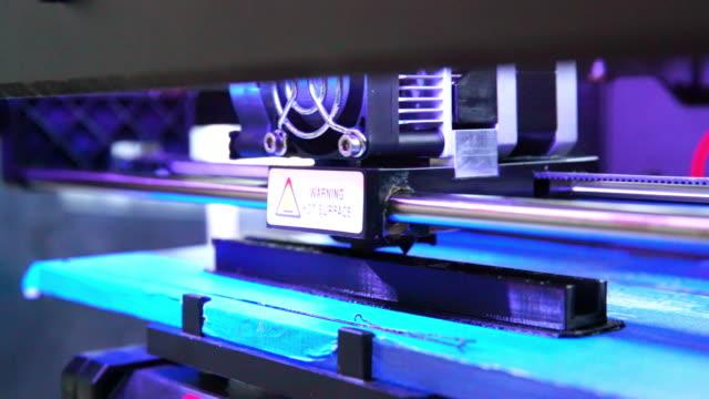 3D printer build model