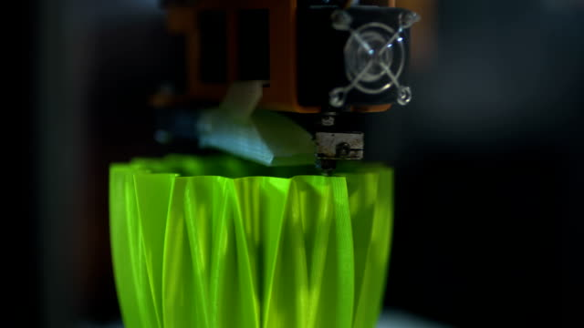 3D printing plastic element