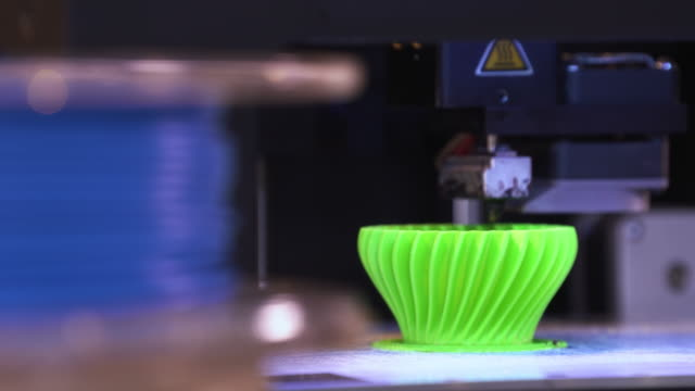 4k: 3d printing - 3d printing stock videos & royalty-free footage