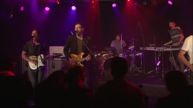 Priory brought their unique blend of indie rock and electro pop music to the JBTV stage with their song 'Put Em Up'