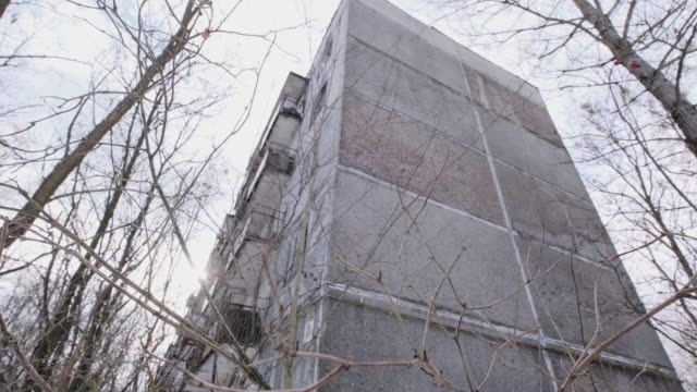 pripyat city - nuclear power station stock videos & royalty-free footage