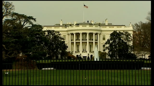 US pressures Russia to hand over Edward Snowden USA Washington DC EXT Exterior of The White House