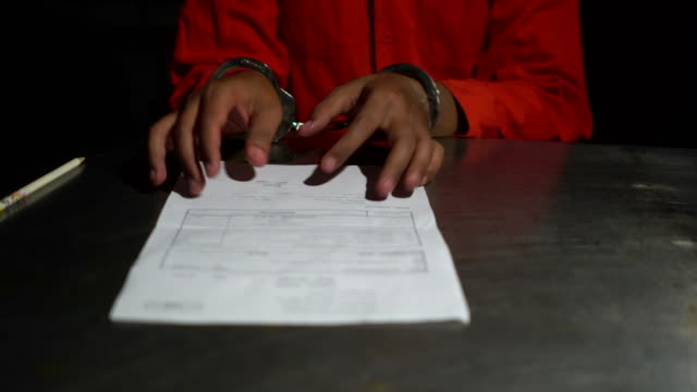 Prison signing police cooperation document