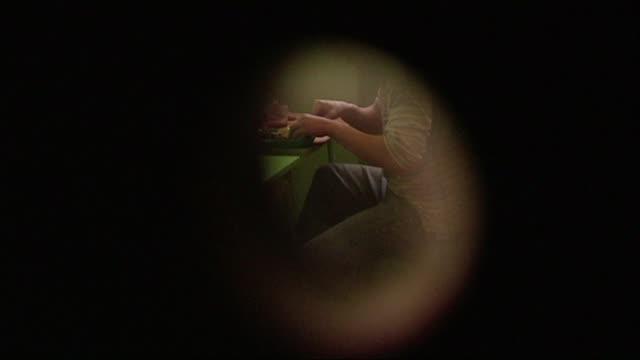 prisoner in cell - prisoner stock videos & royalty-free footage