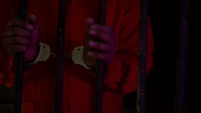 vídeos y material grabado en eventos de stock de preso - forma de barra
