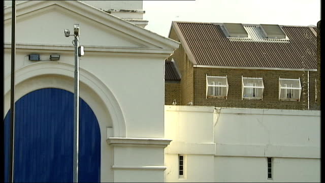 Prisons accused of transfering difficult inmates ahead of inspections London EXT Exterior of HM Prison Pentonville