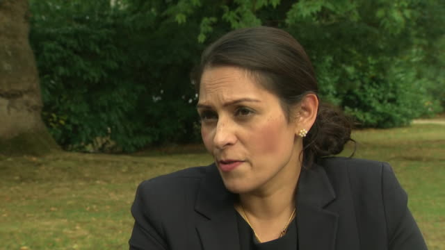 priti patel saying the increase in police stop and search has reduced crime in the under25 age group by 15% - looking stock videos & royalty-free footage