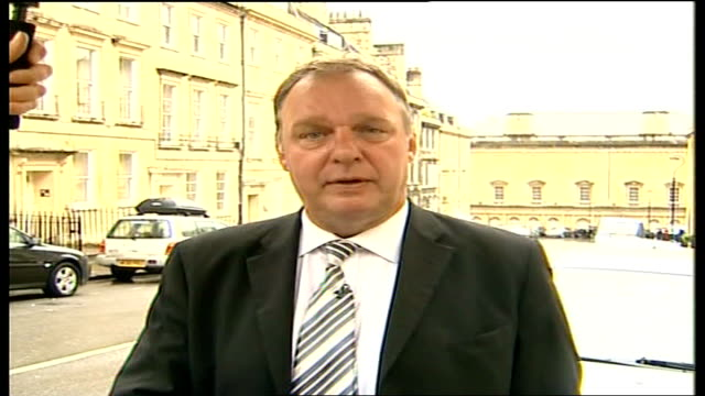 Private security companies employed to protect British diplomats ENGLAND London Andrew Bearpark interview SOT The situation in Iraq is very dangerous...
