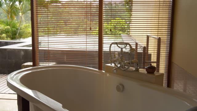 private villa - home showcase interior stock videos & royalty-free footage