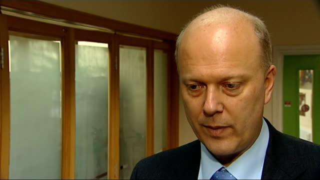 stockvideo's en b-roll-footage met probation service reforms announced by government chris grayling set ups and interview grayling interview sot - probatie