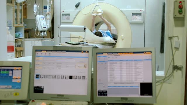 MRI Verfahren im Krankenhaus