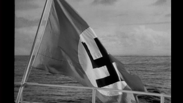 process plate nazi flag nazi flag on january 01 1930 - nazi swastika stock videos & royalty-free footage