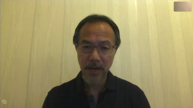 prodemocracy protesters attacked by masked assailants in metro station england london gir int fernando cheung interview via internet sot - ジャッキー ロング点の映像素材/bロール