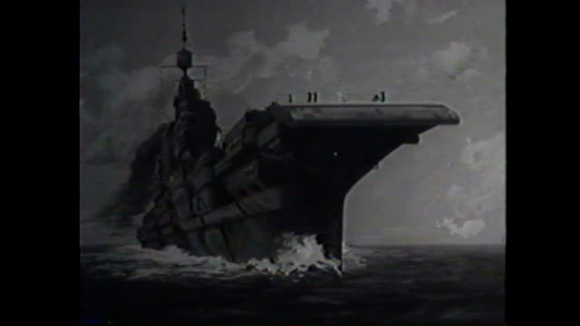 produced by the united states army signal corps' army pictorial service armynavy screen magazine was a news and entertainment film series produced... - warship stock videos & royalty-free footage