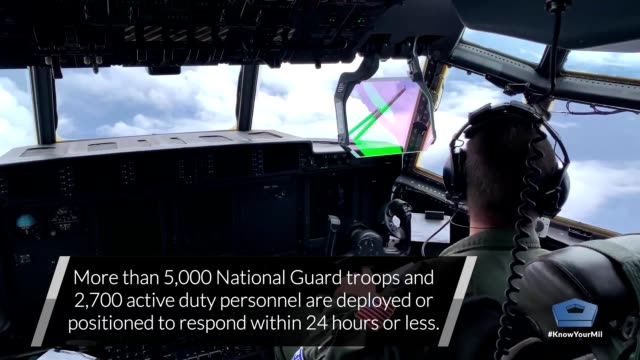 produced segment with overlays describing dod preparations for hurricane dorian september 3 2019 image courtesy staff sgt alexander... - produced segment stock videos & royalty-free footage