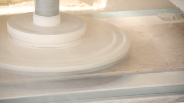 producing marble