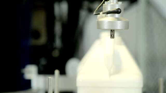 production of plastic packaging - hd 25 fps stock videos & royalty-free footage