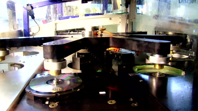 cd production - dvd stock videos & royalty-free footage