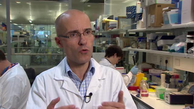 Prof Charlie Swanton discuss advancements in cancer screening tests