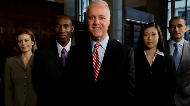 professional business team - caucasian male - law stock videos and b-roll footage